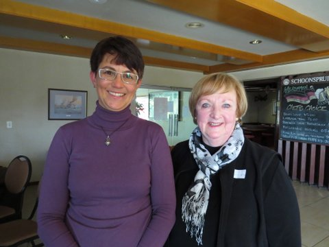 Travel Club with Ute Mader and her adventure in Libya in 2011