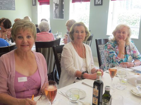 Lunch Bunch at Il Tartufo