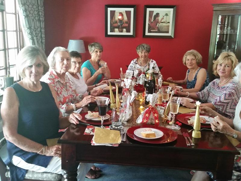 IWC Book Club Christmas Lunch