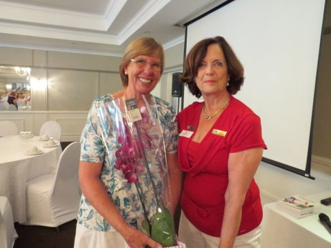 January General Meeting with Paula Quinsee