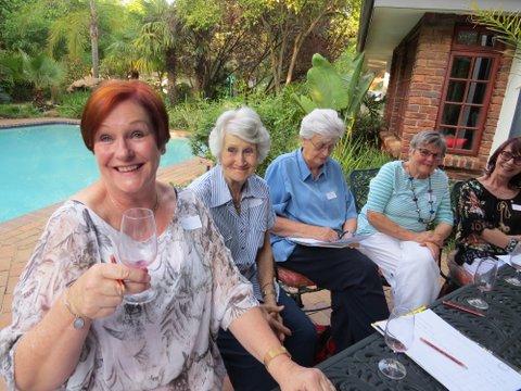 Wine Tasting with Geoff Salt, from Nicholson Smith Agencies