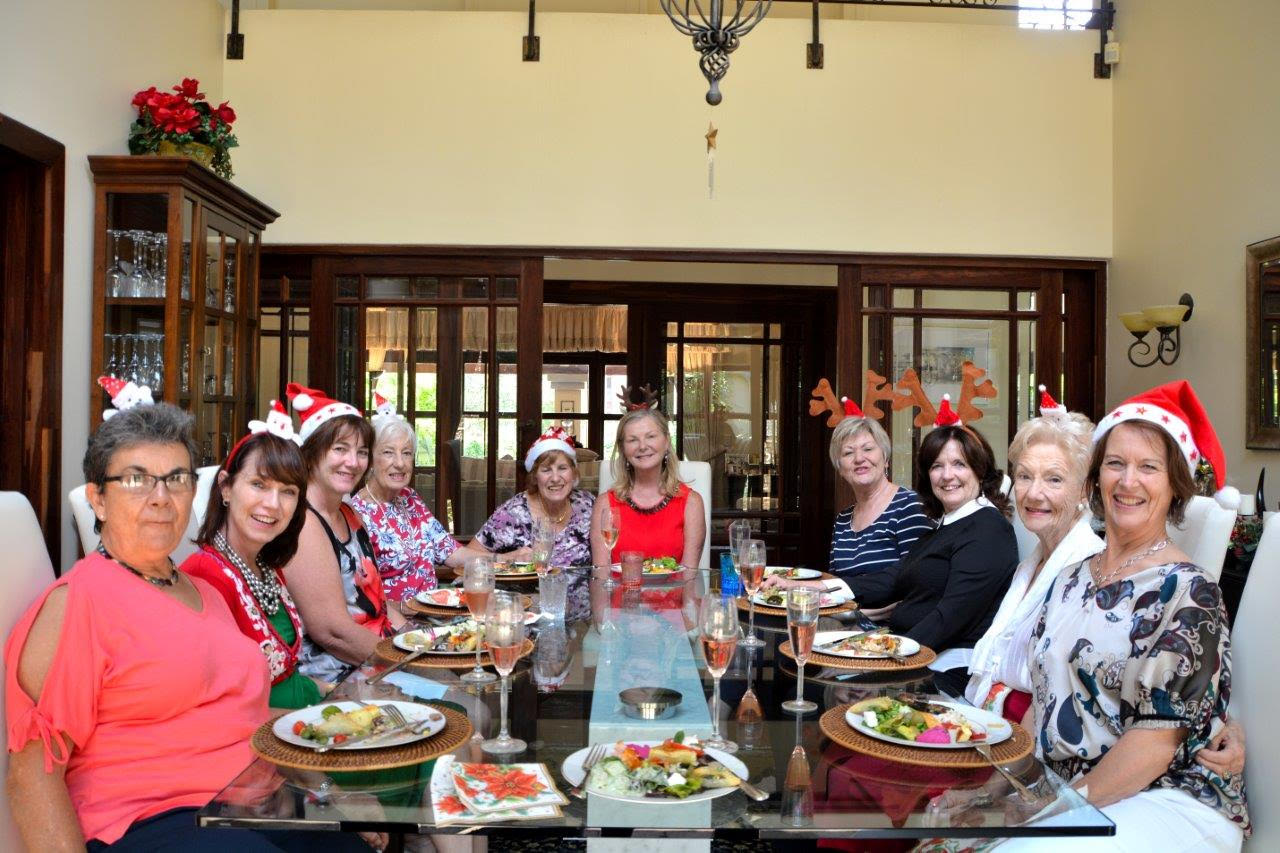 Bookworms Christmas Lunch